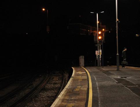 Untitled (Clapham Junction), digital photograph, 2014